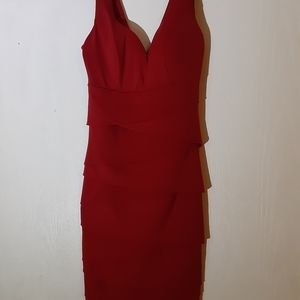 red dress small